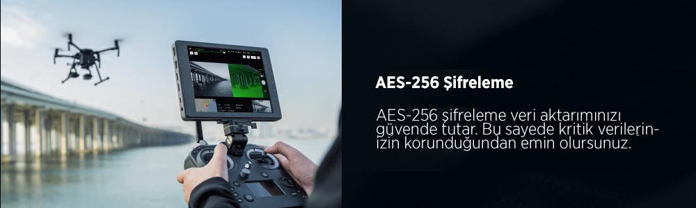 DJI MATRICE 210 V2 AES-256 Şifreleme