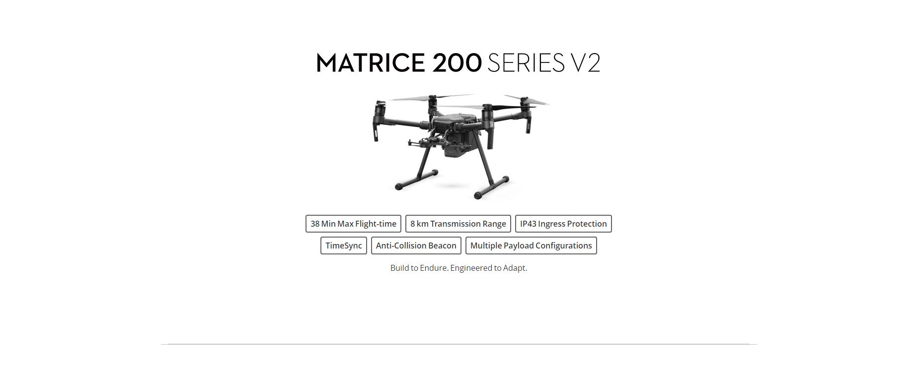 DJI MATRICE 210 V2