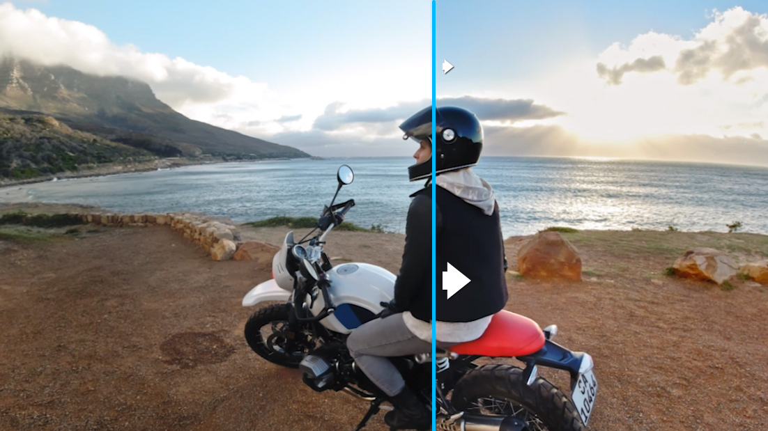 Osmo Action Edition Video modes