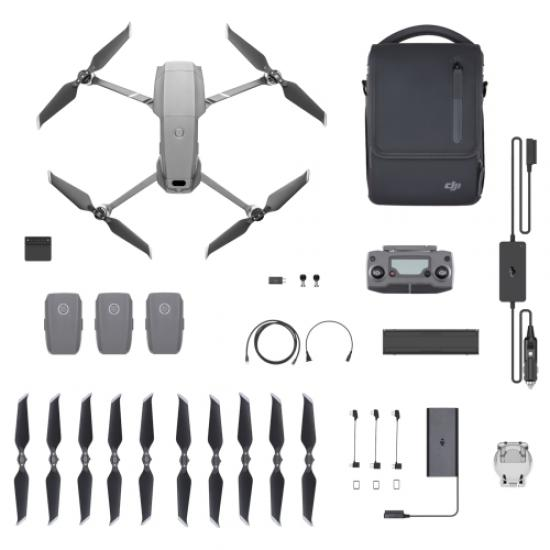 DJI STORE TURKİYE - DJI MAVIC 2 ZOOM FLY MORE COMBO 128 GB Sd Kart Hediyeli