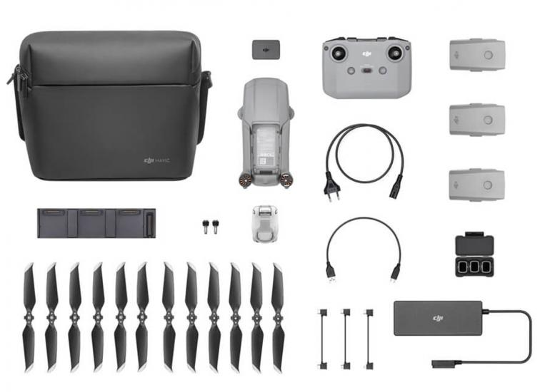 DJI Mavic Air 2 Fly More Combo 64 GB SD Kart Hediyeli