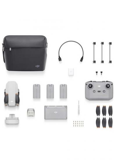 DJI Store Türkiye - DJI Mini 2 Fly More Combo